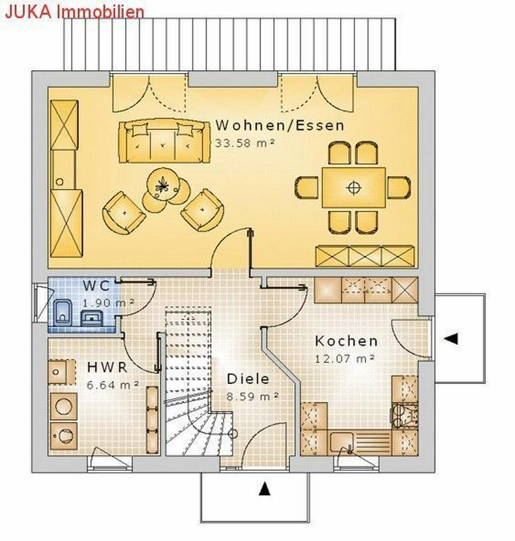 Bild 3: Energie *Speicher* Haus * individuell schlüsselfertig planbar * 130qm KFW 55, kaufen stat...