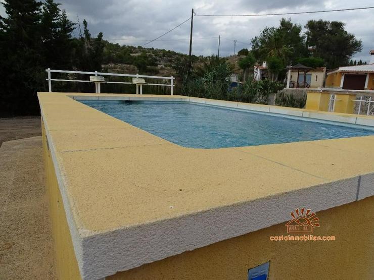 Bild 5: Nochmalige Preisreduzierung!!! Aus Krankheitsgründen!! Landhaus in Alicante-Moralet mit v...
