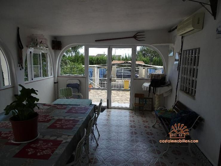 Bild 4: Nochmalige Preisreduzierung!!! Aus Krankheitsgründen!! Landhaus in Alicante-Moralet mit v...