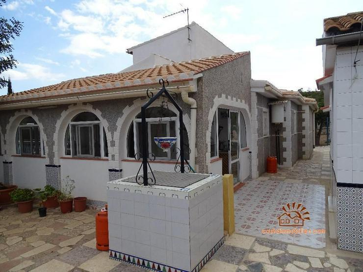Nochmalige Preisreduzierung!!! Aus Krankheitsgründen!! Landhaus in Alicante-Moralet mit v... - Haus kaufen - Bild 1