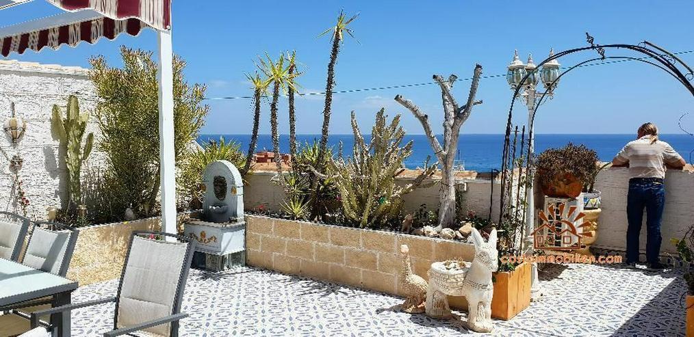 Bild 3: Penthouse-Wohnung mit Meerblick in La Mata-Cala del Moro-Torrevieja
