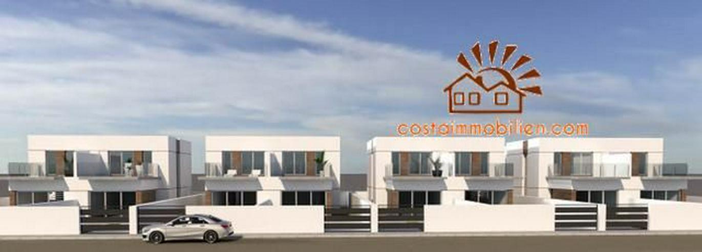Bild 6: Neubau-Reihenhäuser in Daya Vieja-Alicante