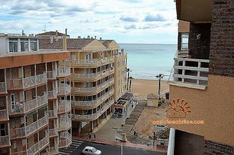 Bild 2: Appartement in La Mata mit Meerblick