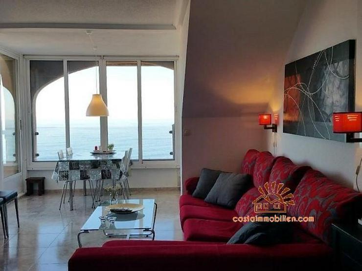 Bild 2: Penthouse in 1. Linie in La Mata