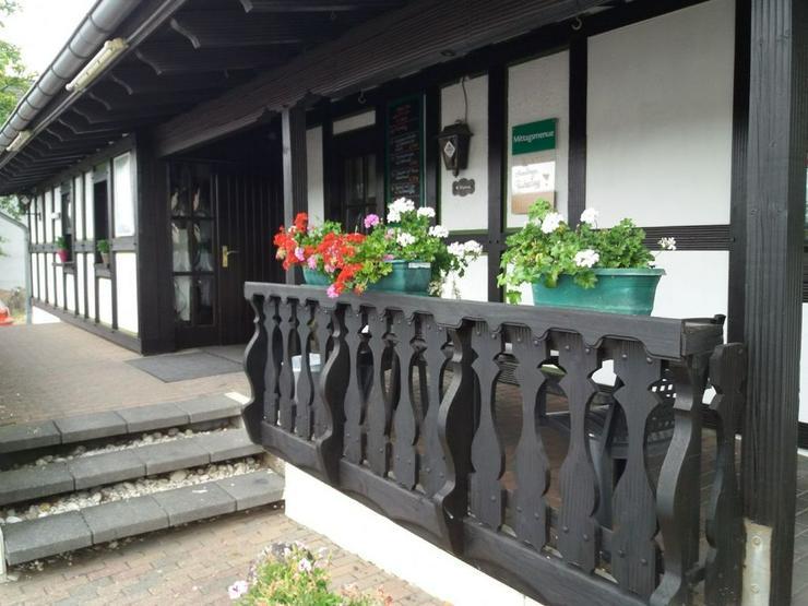 Gastronomie in bester Lage von Hachenburg - Gewerbeimmobilie kaufen - Bild 1