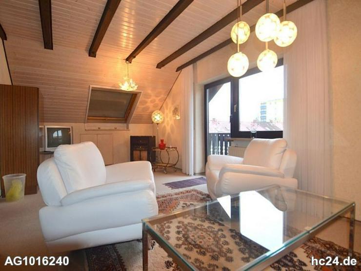 * Möblierte 2 Zimmer Wohnung in Schweinfurt. - Wohnen auf Zeit - Bild 1