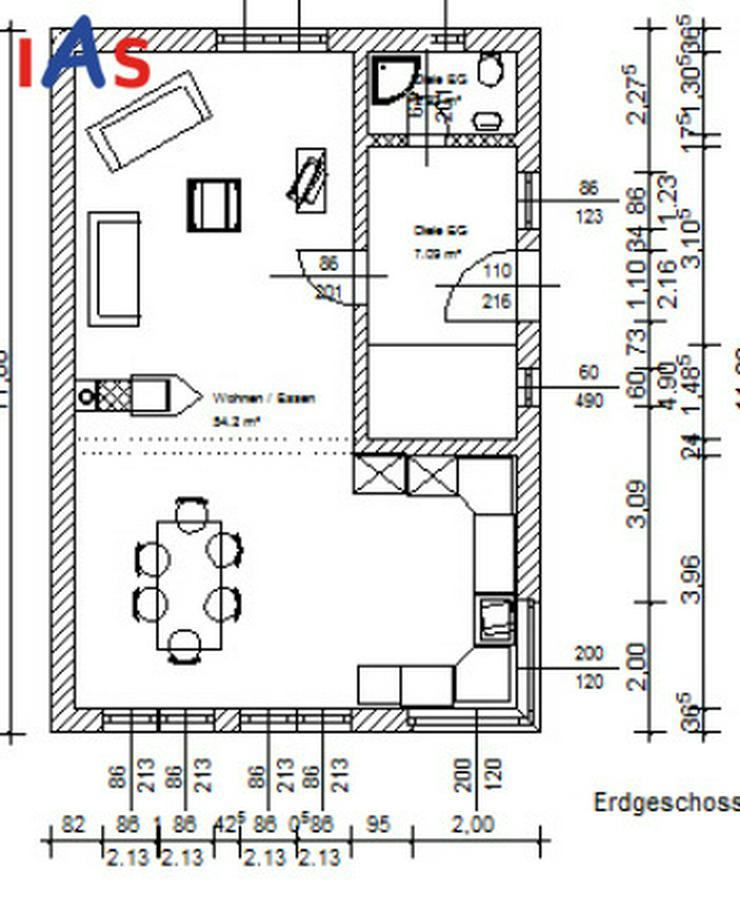 Bild 2: Schnell zugreifen! Neubau einer Doppelhaushälfte in Waidhofen!
