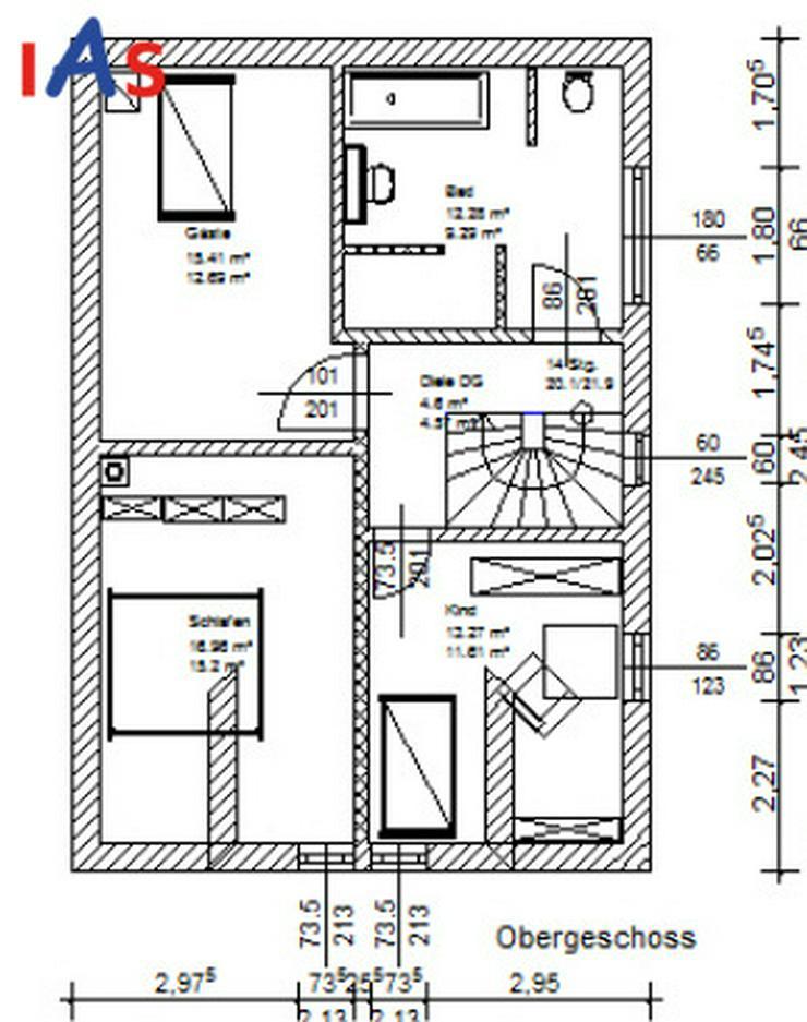 Schnell zugreifen! Neubau einer Doppelhaushälfte in Waidhofen! - Haus kaufen - Bild 4