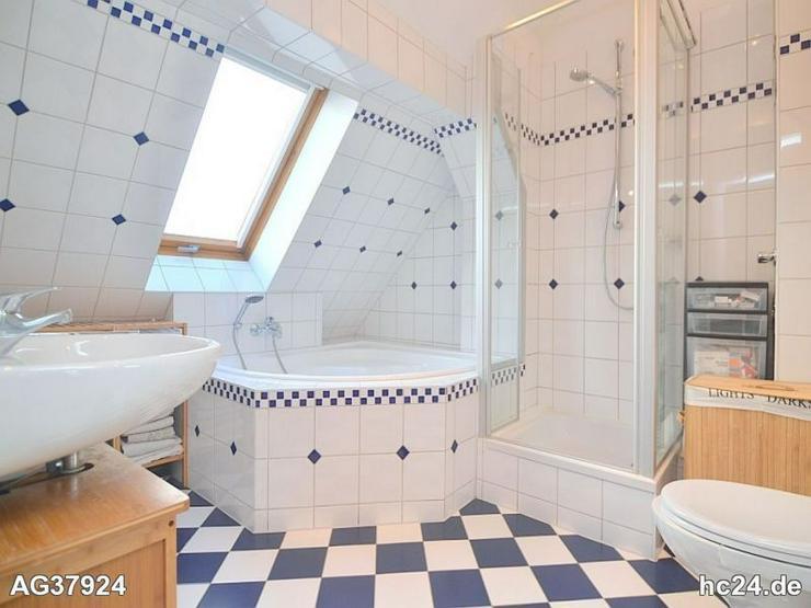 Bild 4: Geschmackvoll möblierte 3-Zimmer-Maisonettewohnung mit WLAN und Balkon in St. Johannis