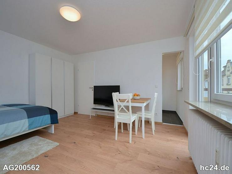 Bild 2: Modern möbliertes Apartment mit Internet in Bad Cannstatt
