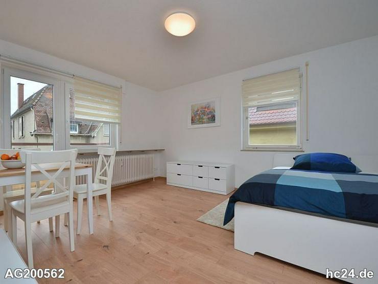 Modern möbliertes Apartment mit Internet in Bad Cannstatt - Wohnen auf Zeit - Bild 1