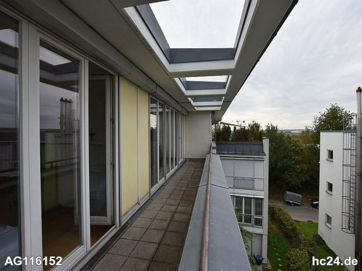 Bild 5: Sonnige und modern möblierte Penthousewohnung in Stuttgart Plieningen