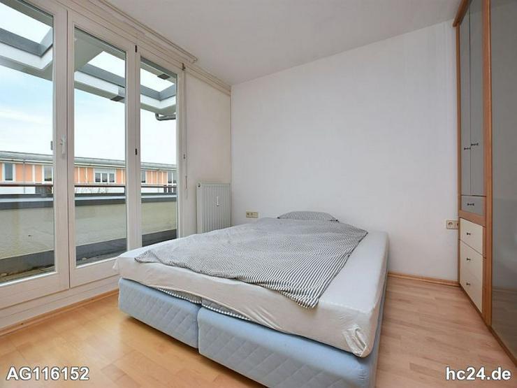 Bild 2: Sonnige und modern möblierte Penthousewohnung in Stuttgart Plieningen