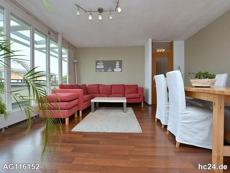 Sonnige und modern möblierte Penthousewohnung in Stuttgart Plieningen - Wohnen auf Zeit - Bild 1
