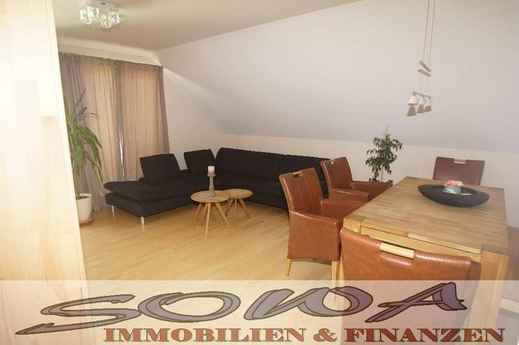 Helle 4 Zimmer Eigentumswohnung mit großem Balkon und viel Platz in Unterbrunnenreuth! - ...