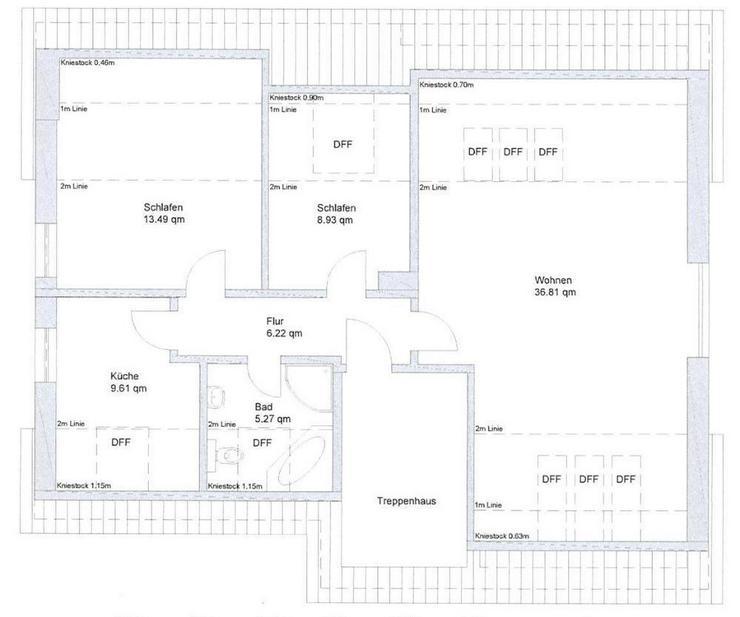 Neuzugang! 3 Zimmerwohnung in Neuburg - Ihre Immobilienpartner in der Region SOWA Immobili...