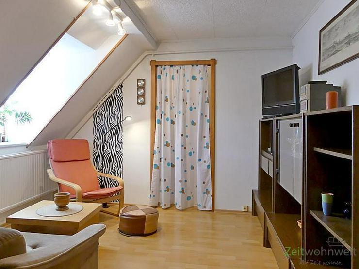 (EF0465_M) Dresden: Kleinzschachwitz, kleine preiswerte 2-Zimmer-Dachgeschosswohnung, voll...