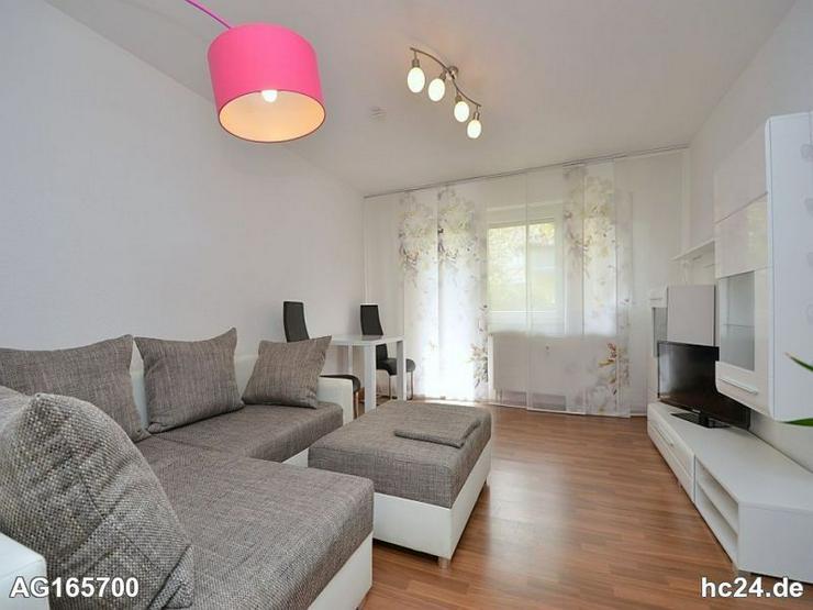 Modern möblierte Wohnung mit Balkon in Stuttgart Bad Cannstatt