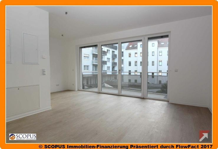 Moderne 3-Raum-Wohnung im Zentrum von Meißen mit Balkon + Dachterrasse