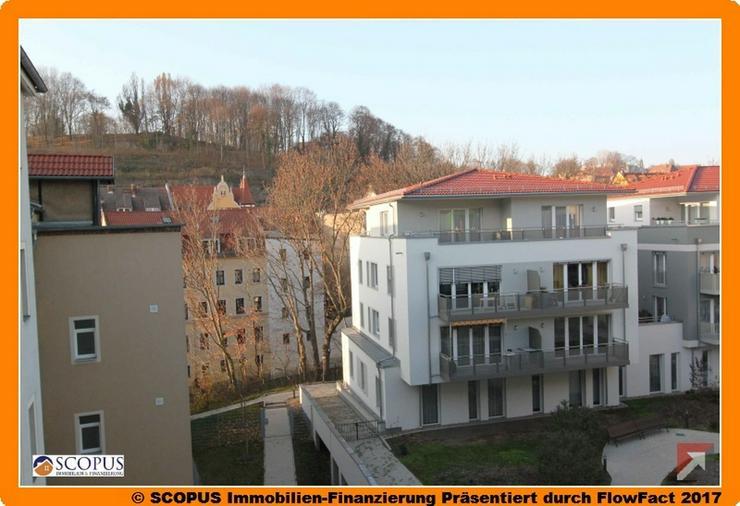 Zentral gelegene 1-Raum-Wohnung mit Pflegedienst vor Ort