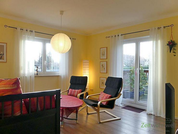 (EF0466_M) Dresden: Briesnitz, sehr schöne möblierte Zweizimmerwohnung mit Kamin und 20m...