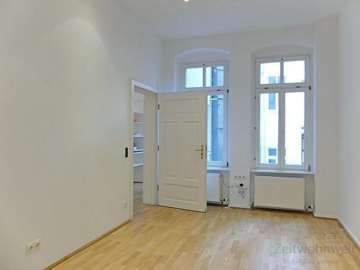 Bild 3: (13028_08) MGN: provisionsfrei! repräsentative Büro- / Praxisräume mit Parkettböden, D...