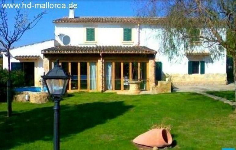 : Schnäppchen! 2 Gebäude! Wunderschönes mallorquinisches Landhaus auf großem Grundstü... - Haus kaufen - Bild 1
