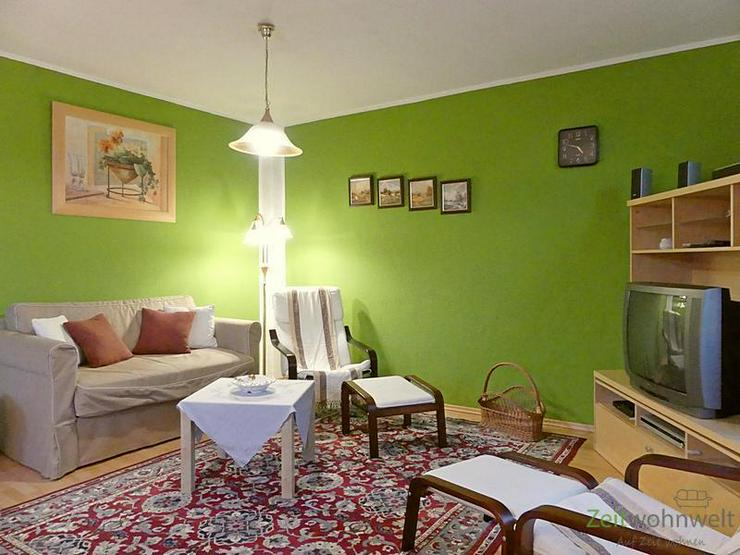 (EF0467_M) Dresden: Niederwartha, große möblierte 2-Zimmer-Wohnung in Stadtrandvilla mit...