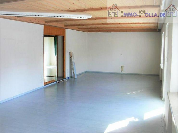 Heller, freundlicher Geschäftsraum mit zwei Büroräumen und Lagerfläche an stark freque...
