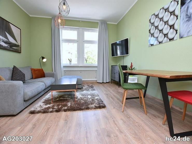 Wunderschöne, hochwertig möblierte Wohnung mit Loggia in Stuttgart Ost