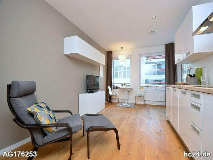 Modern möbliertes Apartment in Stuttgart Mitte