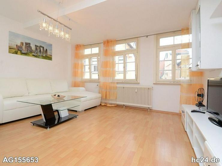 Sonniges und modern möbliertes Apartment in Stuttgart Bad Cannstatt