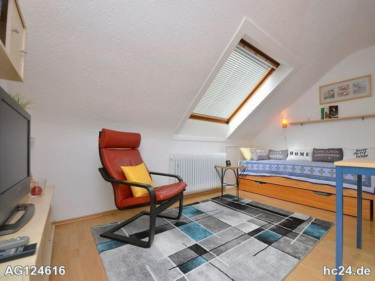 Helle, möblierte Wohnung mit Südbalkon in Stuttgart Feuerbach