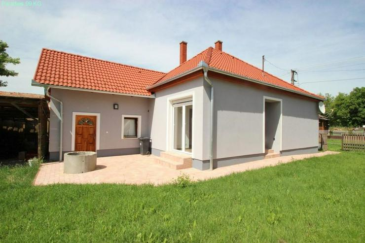 Top Wohnhaus in Balatonnähe