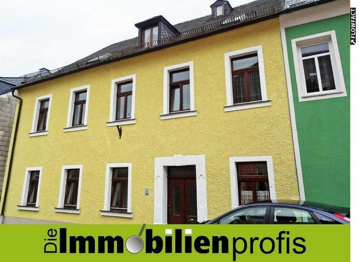 Denkmalgeschütztes 1-2 Familienhaus in zentraler Wohnlage von Kirchenlamitz