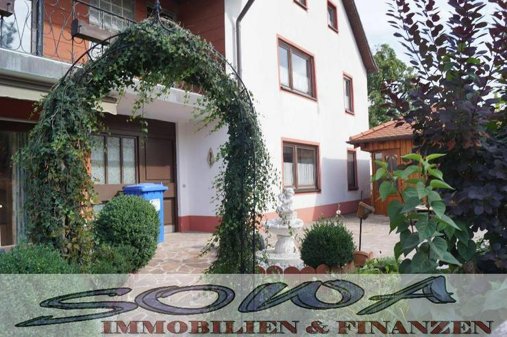 Zweifamilienhaus mit viel Potenzial in Tagmersheim - Eine Immobilie von Ihrem Immobilienpa...