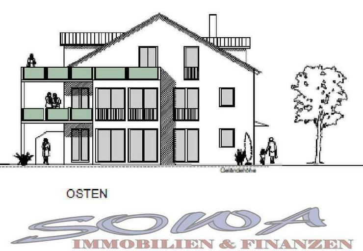 3 Zimmer Wohnung 91 m² gebaut im KFW 55 Standard von ihrem Immobilienpartner SOWA Immobil...