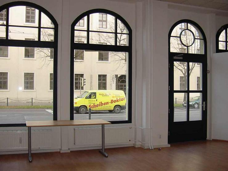 Bild 2: Hochwertiges Ladenbüro in Ecklage mit guter Sichtwirkung