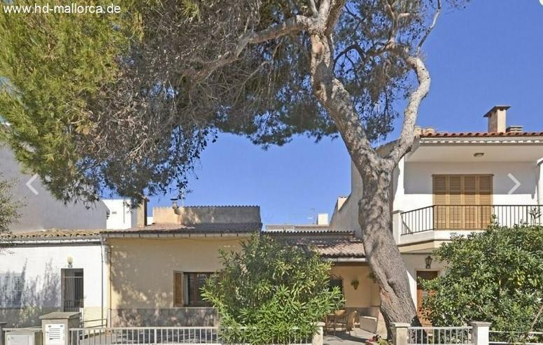 : Villa mit Ausbau-Möglichkeiten auf der zweiten Ebene! 100m zum Strand, in Can Picafort