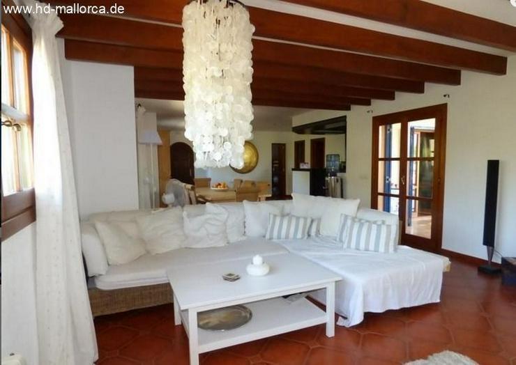 Bild 4: : Mediterrane Villa im Finca-Stil mit Bergblick