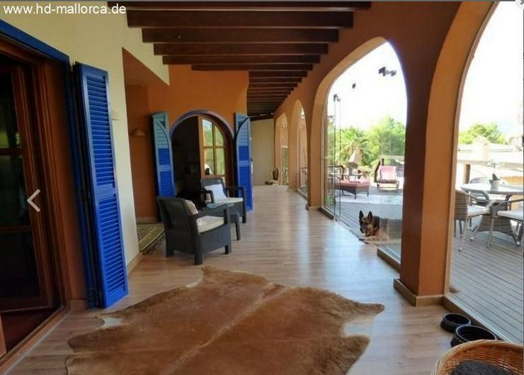 Bild 5: : Mediterrane Villa im Finca-Stil mit Bergblick