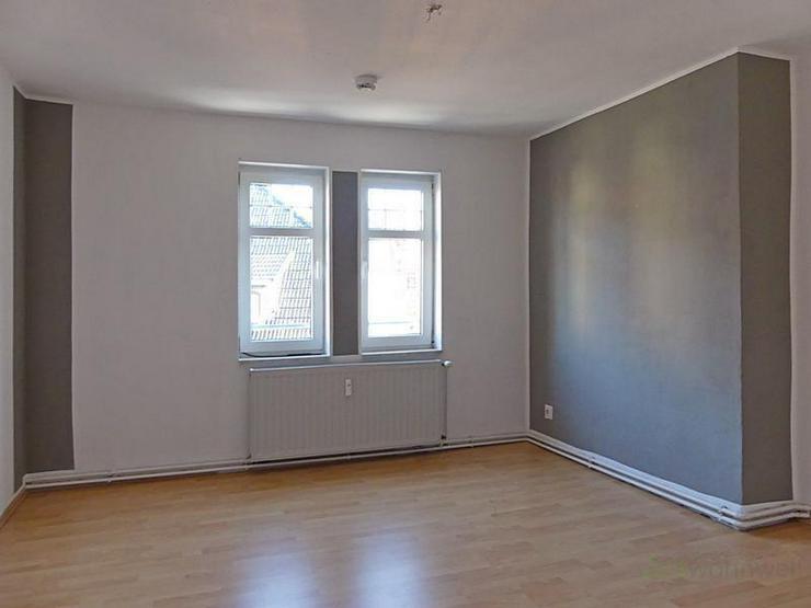 (13008_02) MGN: ruhige 3-Zimmer-Wohnung mit Balkon in Meiningen-Ost, einfache Einbauküche...