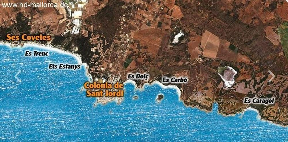 : Bauland von 1.176m² in Colonia de Sant Jordi