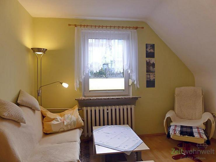(EF0469_M) Erfurt: Krämpfervorstadt, kleine möblierte 2-Zimmer-Wohnung in ruhiger Nebens...