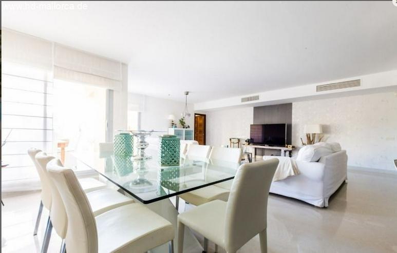 Bild 4: : Duplex Ferienwohnung mit Top-Ausstattung in der luxuriösen Umgebung von Sol de Mallorca