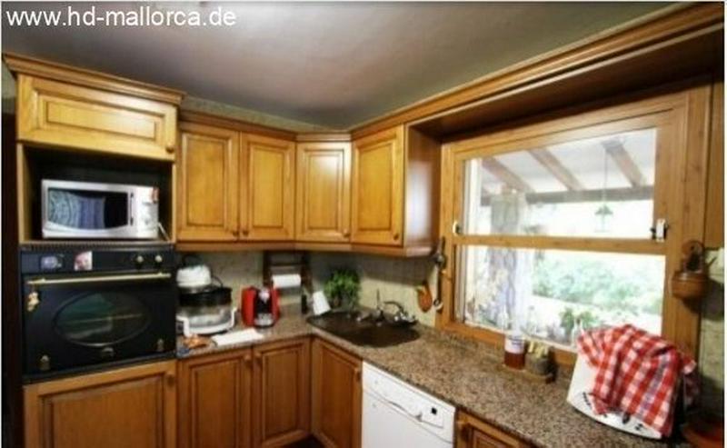 : Renovierungsbedürftiges Landhaus mit atemberaubenden Blick auf die Berge in Puigpunyent - Haus kaufen - Bild 1