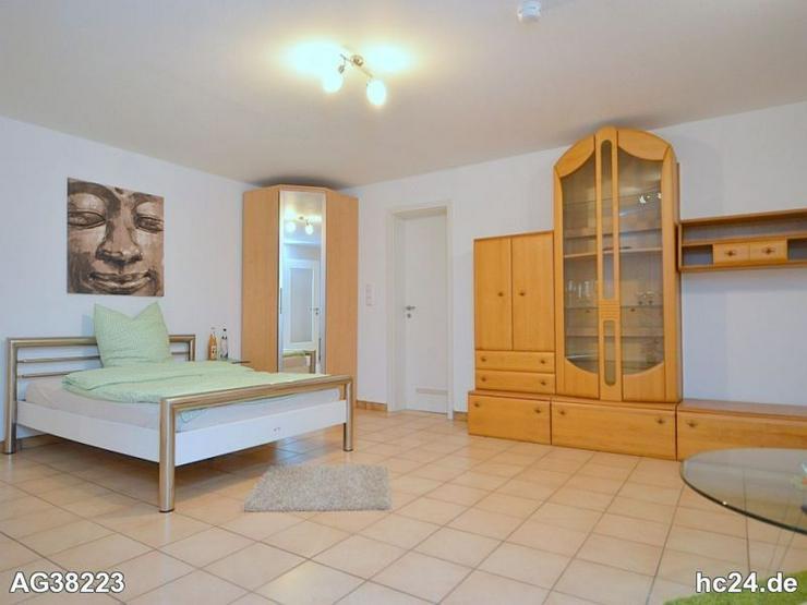 Helles möbliertes 1-Zimmer-Apartment ideal zum Südwestpark