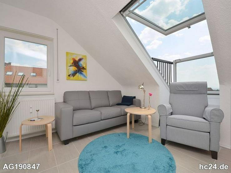 Sanierte und modern möblierte Wohnung mit Internet in Stuttgart Riedenberg