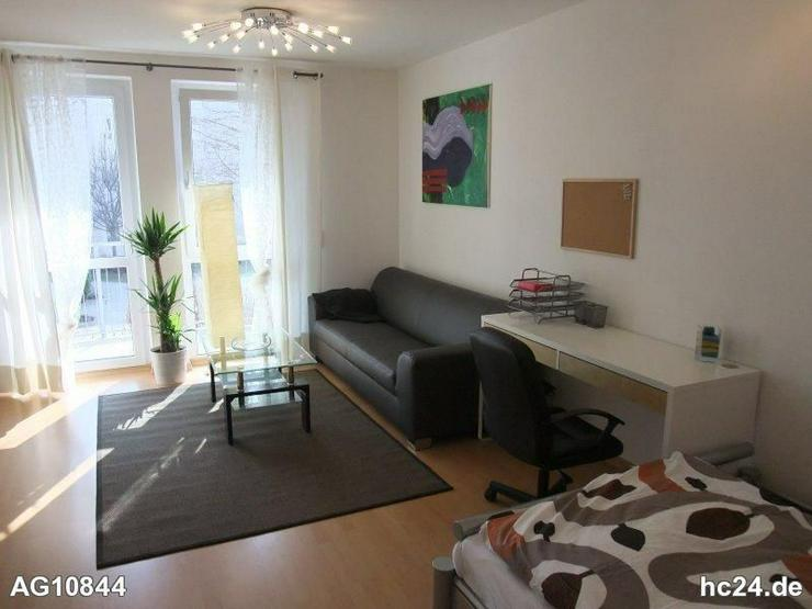 * Neu möblierte Wohnung in Augsburg City
