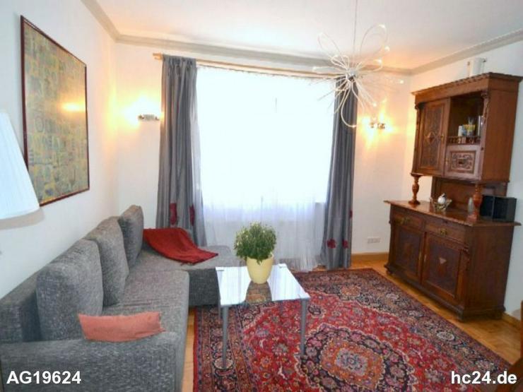 Möblierte 2-Zimmer-Wohnung mit 2 Schlafzimmern in Nürnberg Maxfeld